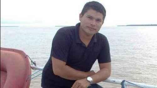 Elias Pereira dos Santos de 29 anos foi realizar uma entrega em Macapá (AP) e, ao chegar no local, foi assassinado com 63 facadas.