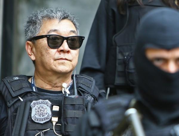 """STJ mantém condenação do """"Japonês da Federal"""" e ele poder perder o cargo na polícia"""