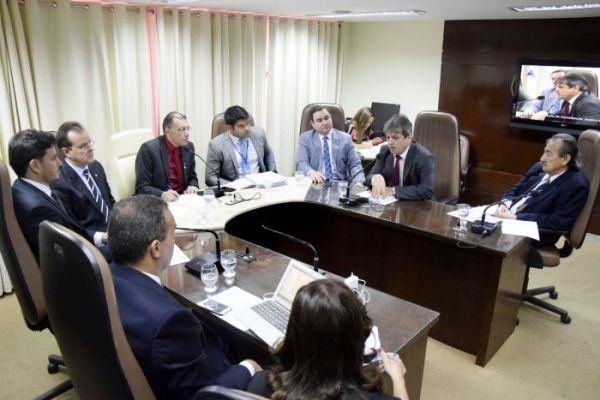 CCJ distribui treze matérias para os relatores na reunião desta terça-feira