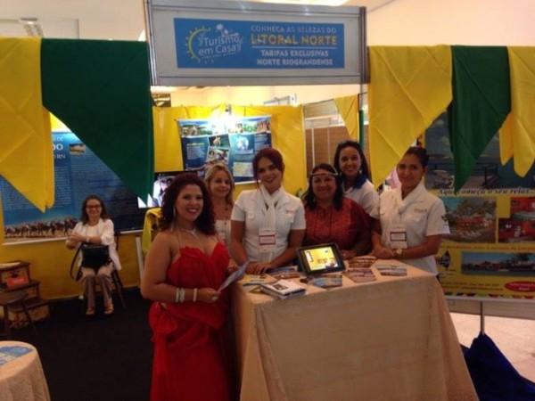 Turismo em casa propõe mostrar potencialidades aos próprios potiguares (Foto: Allan Darlyson)