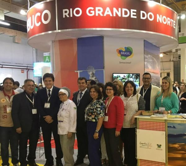 RN participa da maior feira de turismo da América Latina