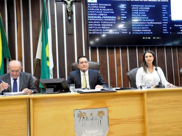 Assembleia Legislativa do RN tem nova composição partidária