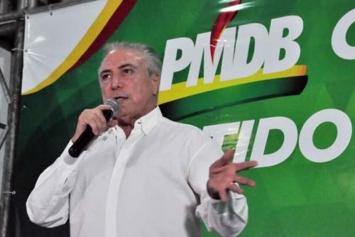 Reunião decidirá futuro do PMDB no governo (Foto: Wellington Rocha/Portal No Ar