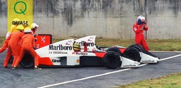 Rivalidade entre Alain Prost e Ayrton Senna vai virar filme na França