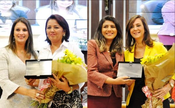 Sessão Solene na Assembleia homenageia mulheres potiguares