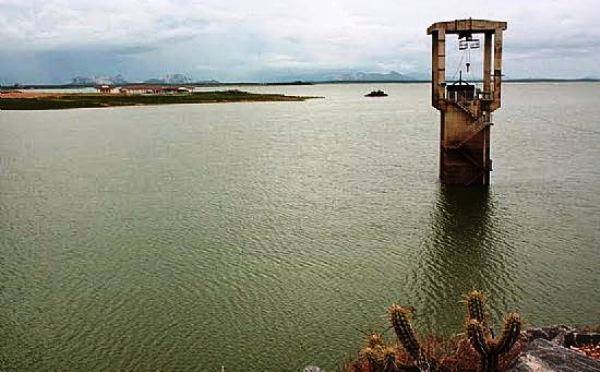 Barragem Armando Ribeiro aumenta volume em 35 milhões de m³