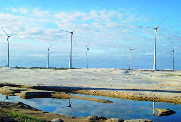 Indústria eólica vai gerar 50 mil novos empregos em 2016 no Brasil, segundo associação