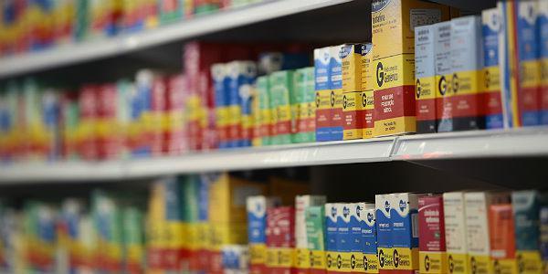 Medicamentos podem ter reajuste de até 12,5% neste ano