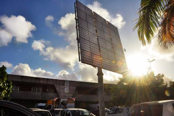 Energia solar tem potencial de destaque no RN (Foto: Wellington Rocha)