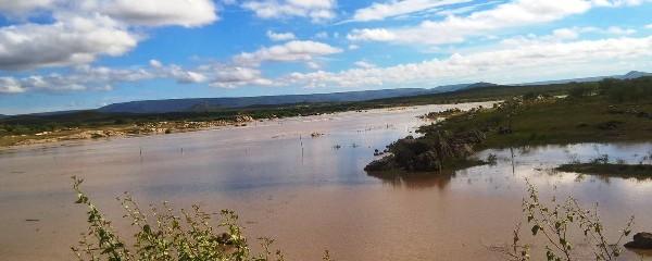 Volume do Açude Dourado já oferece condições de abastecimento de Currais Novos ser retomado pelo reservatório