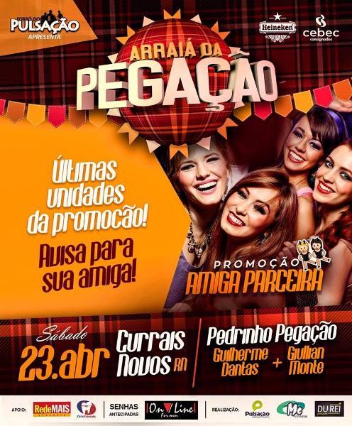 """Ingressos da promoção """"AMIGA PARCEIRA"""" só até hoje!"""