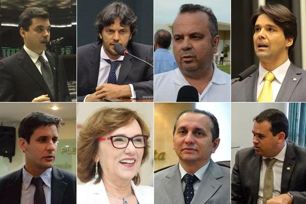 Bancada do RN – 7 x 1: Apenas Zenaide Maia votou contra o impeachment da presidente Dilma Rousseff