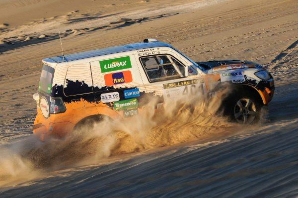 18º Rally RN 1500: trecho Natal/Guamaré abre competição nesta quinta