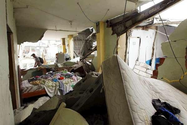 Número de mortos por terremoto no Equador ultrapassa 600