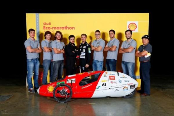 Brasileiros fabricam carro que roda 400 quilômetros com 1 litro de etanol