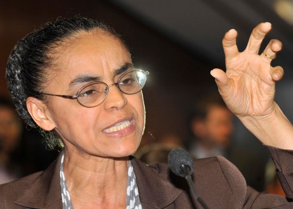 Líder em pesquisa para 2018, Marina diz que PT e PMDB são 'siameses'