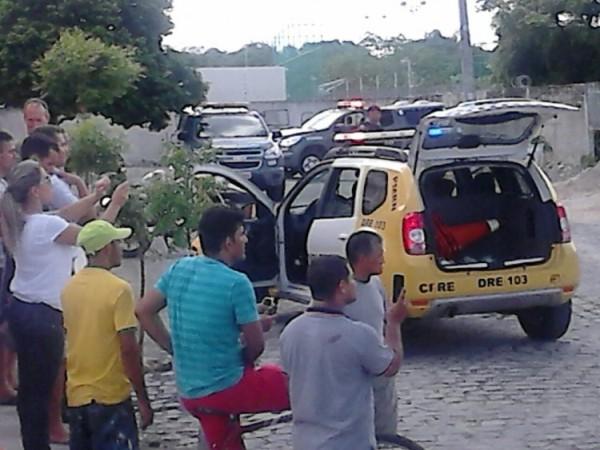 Bandido morre após assaltar residência e entrar em confronto com a PM em Natal