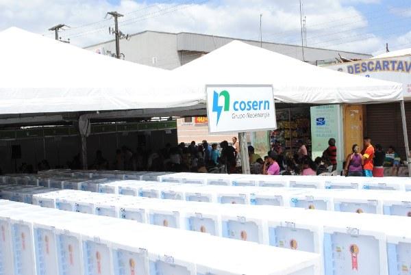 Acari receberá 320 geladeiras do projeto Cosern nas Comunidades