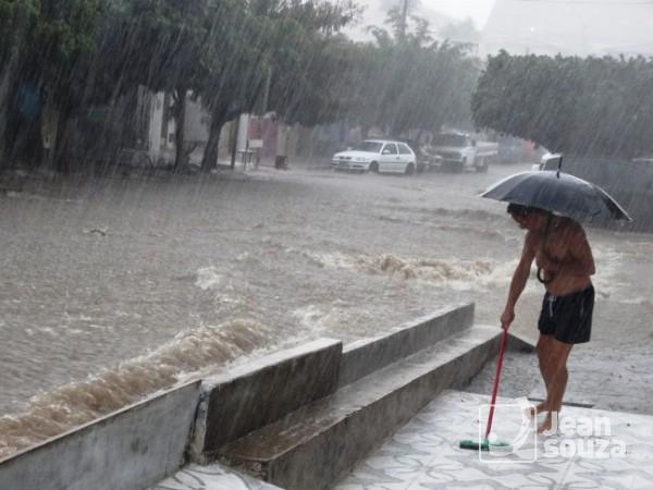 Veja quanto choveu no Rio Grande do Norte nos últimos dias