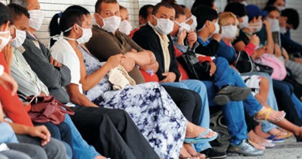 Brasil registra 102 mortes pela gripe H1N1; São Paulo lidera