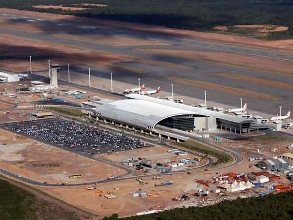 Aeroporto de São Gonçalo registrou aumento de 3,7% no volume de passageiros em 2015
