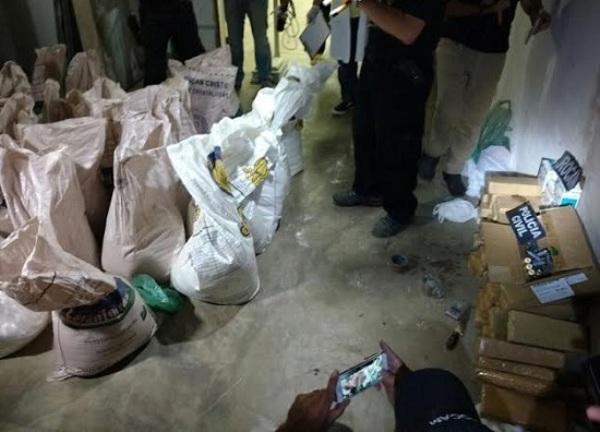 Polícia Civil incinera quase uma tonelada de droga em Mossoró
