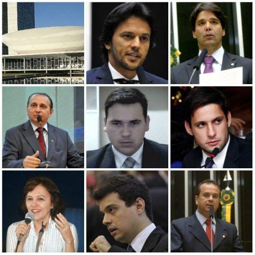 RN fecha sete deputados federais favoráveis ao impeachment