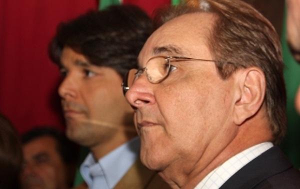 STF quebra sigilos bancário e fiscal de José Agripino e Felipe Maia
