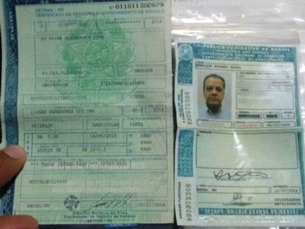 Henrique Alves tem CNH retida após se negar a soprar bafômetro em Natal