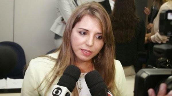 Secretária de Segurança Kalina Leite pedi exoneração do cargo