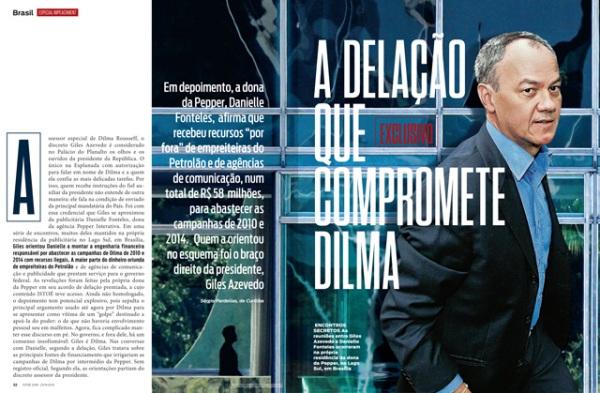 BOMBA: dinheiro desviado no Petrolão atinge Dilma e pagava jornalistas e blogueiros