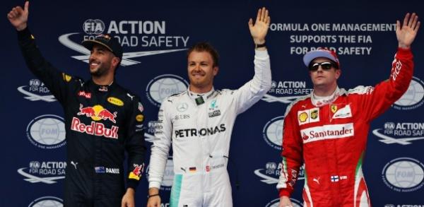 Rosberg aproveita problemas de Hamilton e larga na frente no GP da China; Massa larga em 11º