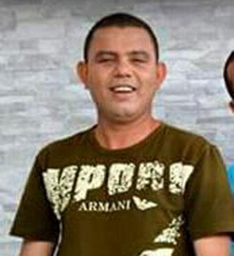 Kellyno Kercio Pegado da Silva, de 40 anos, foi morto com um tiro na cabeça e teve a arma e o colete levados.