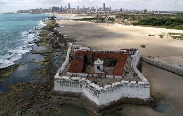 Praias do RN têm nove pontos impróprios para banho