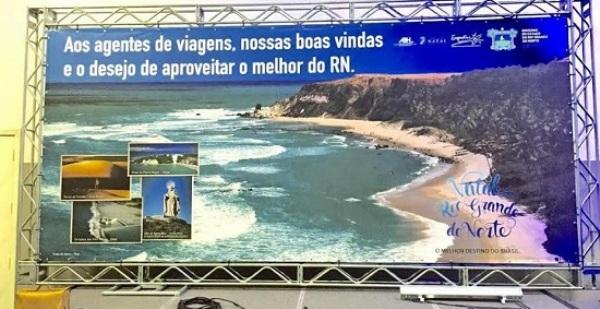 RN é mais uma vez destaque em importante feira de turismo nacional