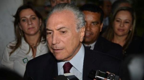 Advogado pede ao STF que impeachment de Temer seja aberto em 24 horas