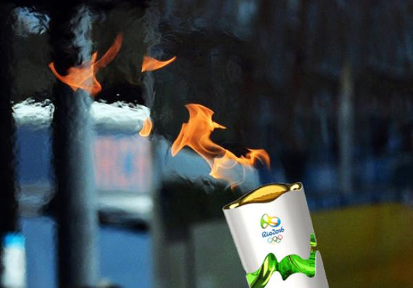 Tocha Olímpica passará por Mossoró no dia 6 de junho