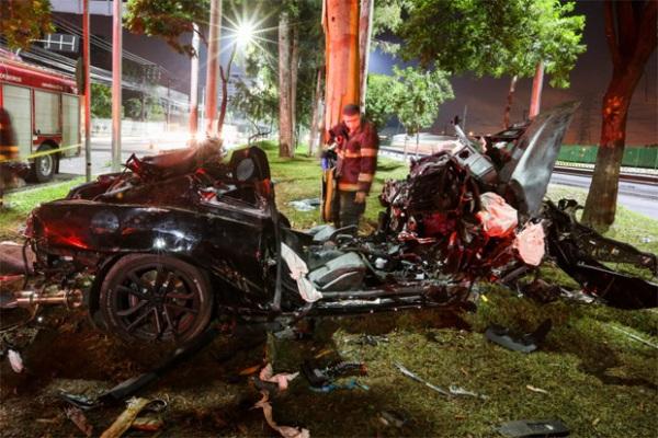 Brasil é o quarto país com mais mortes no trânsito na América, diz OMS