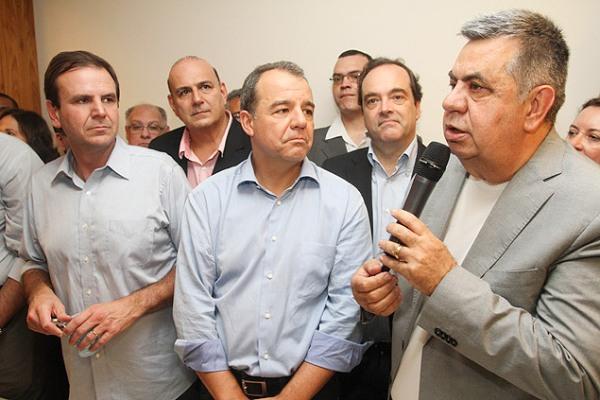 Delatores acusam governadores de cobrar propina em obras de estádio