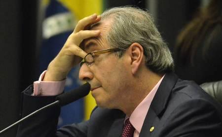 Eduardo Cunha é afastado do mandato na Câmara