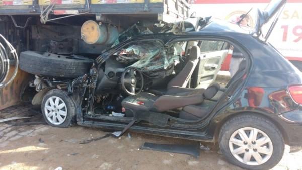 Vereador em Parnamirim sofre acidente na BR 304 e seu estado é grave