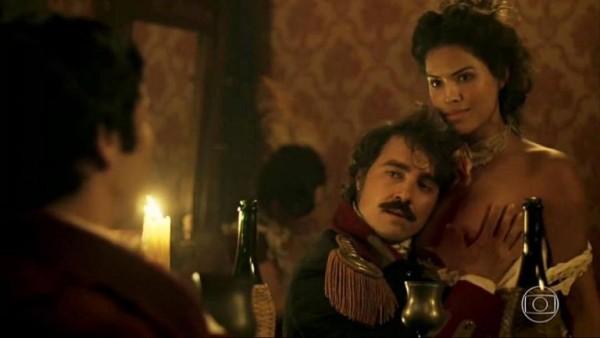 "Atriz curraisnovense, Giulliana Monte integra elenco de ""Liberdade, Liberdade"", novela da Rede Globo"