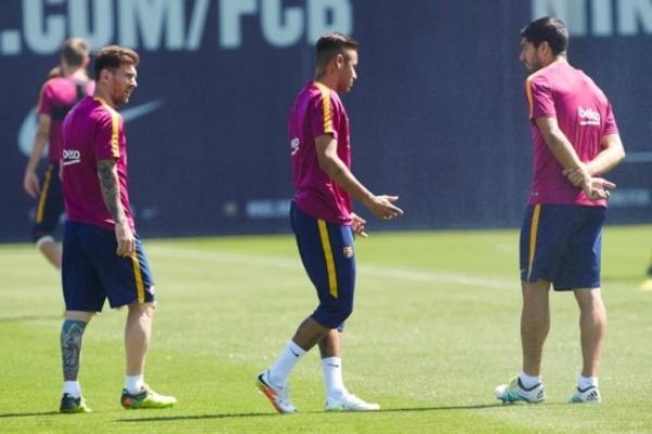 Sem Neymar, seleção brasileira já mira a Copa América