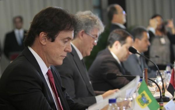 No Encontro de Governadores, Robinson destaca urgência de investimentos em segurança