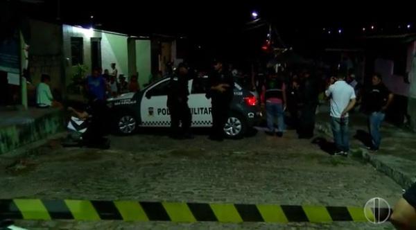 VIOLÊNCIA: Mãe cadeirante e filho são mortos a tiros na Grande Natal