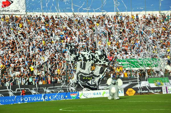 FNF comemora crescimento de 59% do público no Campeonato Potiguar de 2016