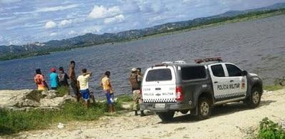 Homem que teria se afogado na barragem Boqueirão em Parelhas foi encontrado vivo