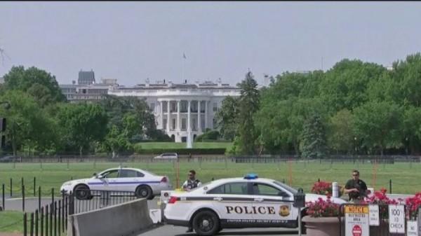 Uma pessoa é detida durante tiroteio na Casa Branca