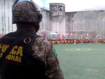 Ministério da Justiça confirma que efetivo da Força Nacional deixa o RN