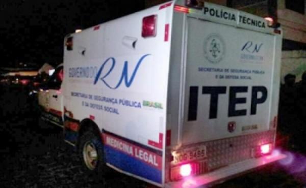 Corpo de homem desaparecido é encontrado com marcas de 20 facadas em Natal